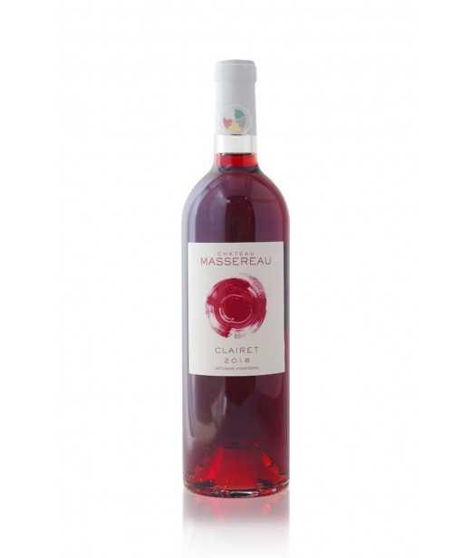 Vin Rosé Château Massereau...