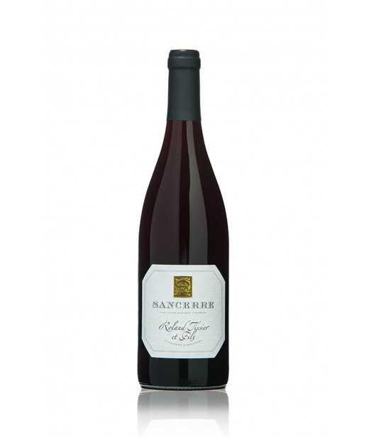 Vin Rouge Domaine Tissier...
