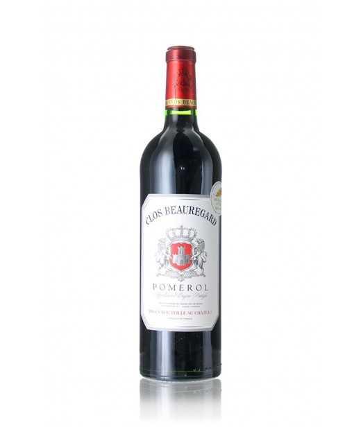 Vin Rouge Clos Beauregard -...
