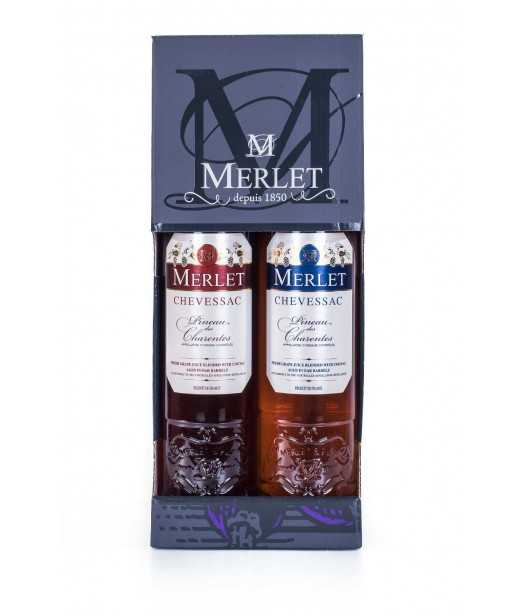 Pineau Merlet – Coffret...