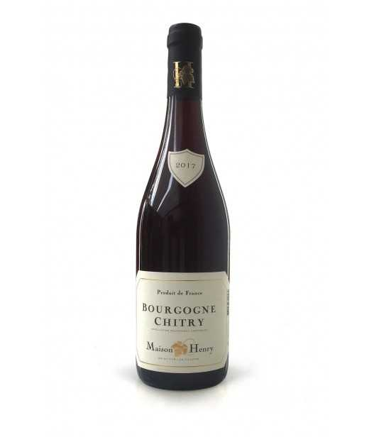 Vin Rouge Maison Henry –...