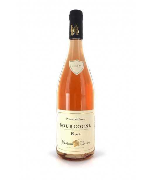 Vin Rosé Maison Henry –...