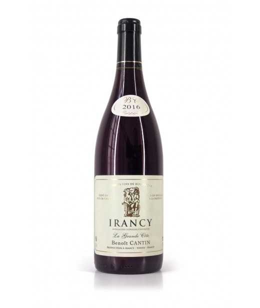 Vin Rouge Irancy Benoit...