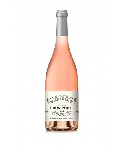 Vin Rosé Cros Pujol –...