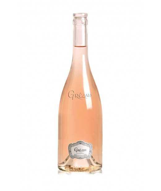 Vin Rosé Château Grézan –...