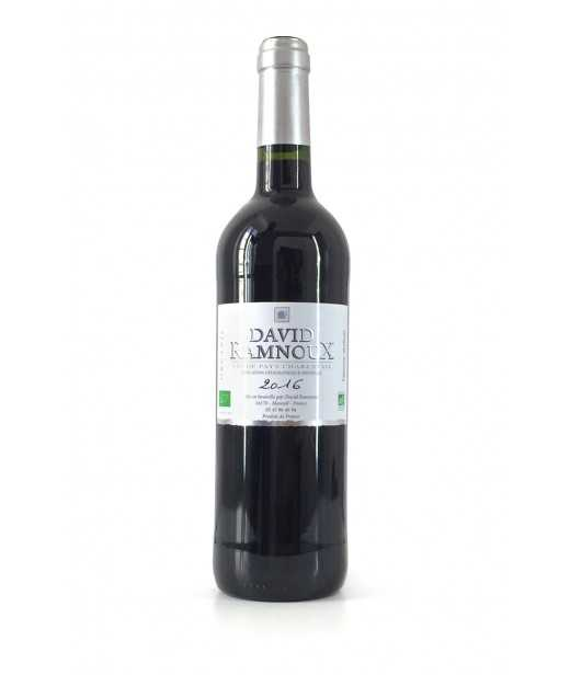 Vin Rouge David Ramnoux –...