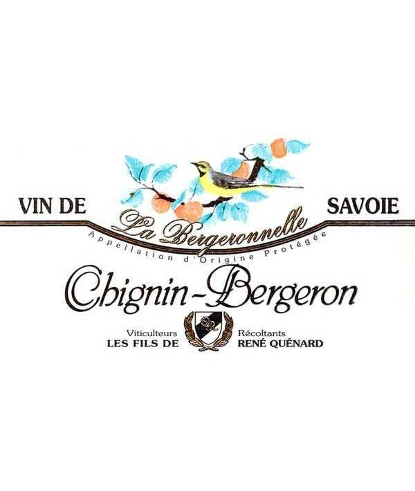 "Chignin bergeron ""la Bergeronnelle"""