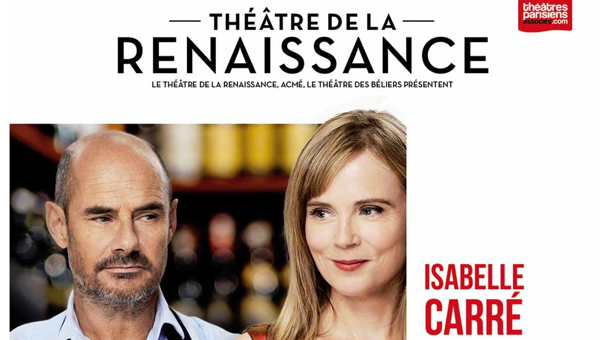 Isabelle Carré : « j'aime les vins qui ont des aspérités »