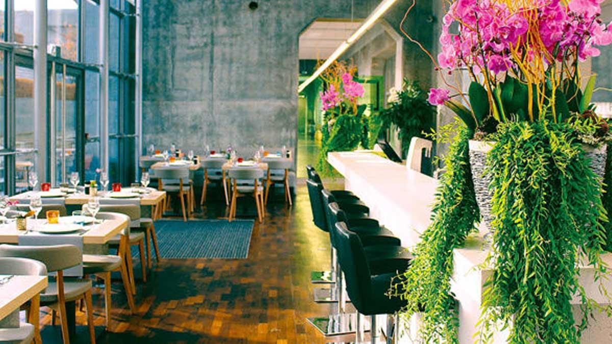 Un wine bar sur le toit de Paris