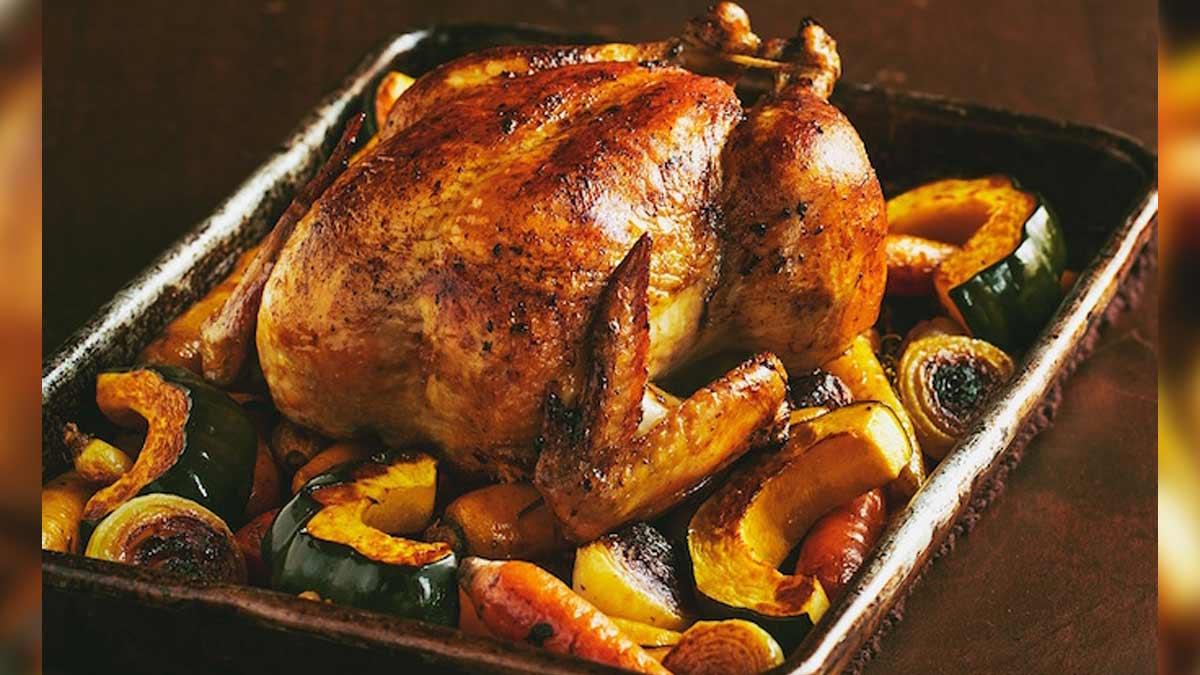 Mets & vins : Que boire avec un poulet rôti ?