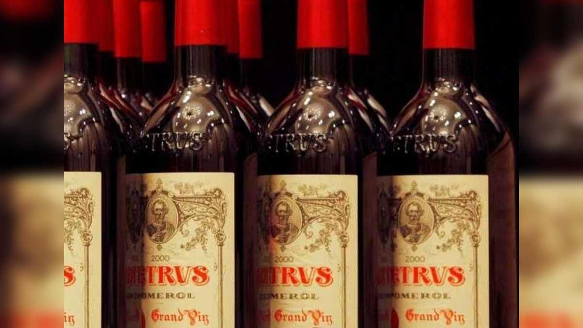 Bordeaux : le nom Petrus n'est pas protégé, selon la justice