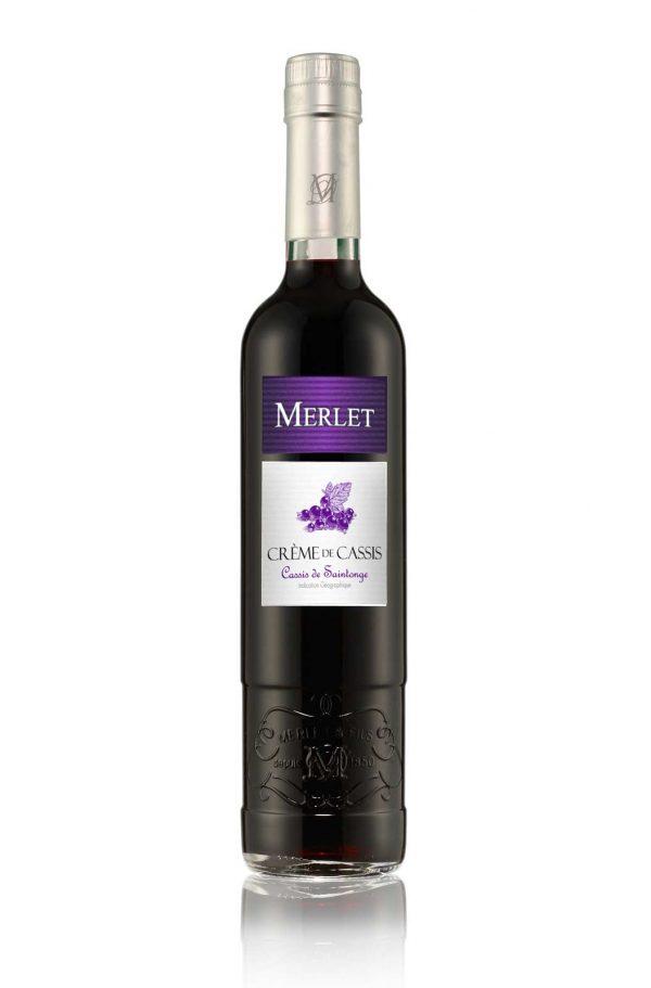 Merlet Creme De Cassis De Saintonge Vins Spiritueux