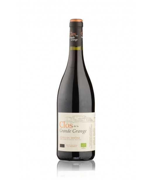 Vin Rouge Clos de la Grande...