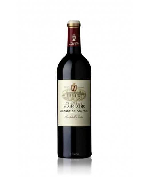 Vin Rouge Château Marcadis...