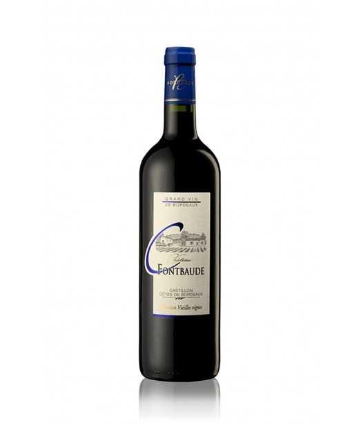 Vin Rouge Château Fontbaude...
