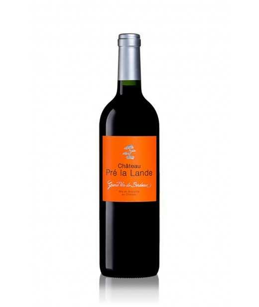 Vin Rouge Château Pré la...