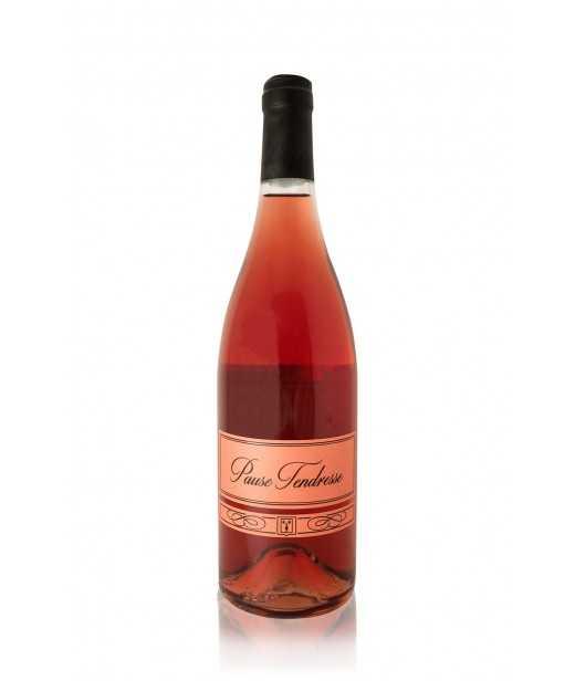 Vin Rosé Château Belles...