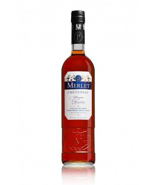 Pineau Merlet – Chevessac Rose