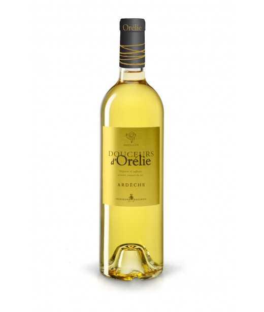 Vin Blanc Douceurs d'Orélie...